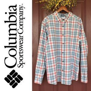 Columbia Sportswear Co. Long Sleeve Button Down